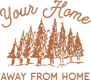 Your Home Away From Home Badge